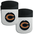 Siskiyou Buckle Chicago Bears Clip Magnet with Bottle Opener, 2 pack, 2FRMC005