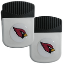 Siskiyou Buckle Arizona Cardinals Clip Magnet with Bottle Opener, 2 pack, 2FRMC035