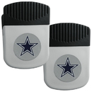 Siskiyou Buckle Dallas Cowboys Clip Magnet with Bottle Opener, 2 pack, 2FRMC055