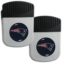Siskiyou Buckle New England Patriots Clip Magnet with Bottle Opener, 2 pack, 2FRMC120