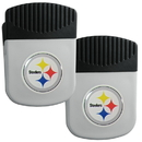 Siskiyou Buckle Pittsburgh Steelers Clip Magnet with Bottle Opener, 2 pack, 2FRMC160