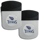 Siskiyou Buckle Tennessee Titans Clip Magnet with Bottle Opener, 2 pack, 2FRMC185