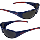 Siskiyou Buckle 2FSG015 Buffalo Bills Wrap Sunglasses