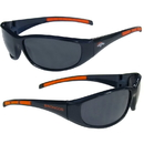 Siskiyou Buckle 2FSG020 Denver Broncos Wrap Sunglasses