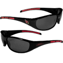 Siskiyou Buckle 2FSG035 Arizona Cardinals Wrap Sunglasses
