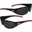 Siskiyou Buckle 2FSG090 New York Giants Wrap Sunglasses