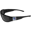 Siskiyou Buckle New York Rangers Chrome Wrap Sunglasses, 2HCP105
