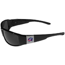 Siskiyou Buckle Columbus Blue Jackets Chrome Wrap Sunglasses, 2HCP130