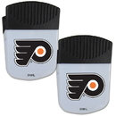 Siskiyou Buckle Philadelphia Flyers Chip Clip Magnet with Bottle Opener, 2 pack, 2HPMC65