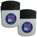 Siskiyou Buckle New York Rangers Clip Magnet with Bottle Opener, 2 pack, 2HRMC105