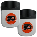 Siskiyou Buckle Philadelphia Flyers Clip Magnet with Bottle Opener, 2 pack, 2HRMC65