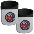 Siskiyou Buckle New York Islanders Clip Magnet with Bottle Opener, 2 pack, 2HRMC70