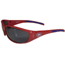 Siskiyou Buckle 2HSG30 Montreal Canadiens Wrap Sunglasses