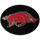 Siskiyou Buckle 2SCB12 Arkansas Razorbacks Logo Belt Buckle