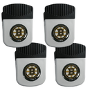 Siskiyou Buckle Boston Bruins Clip Magnet with Bottle Opener, 4 pack, 4HRMC20