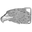 Siskiyou Buckle A85 Eagle Profile Antiqued Belt Buckle