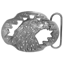 Siskiyou Buckle AG44CD Eagle (Diamond Cut and Cutout) Antiqued Belt Buckle
