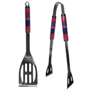 Siskiyou Buckle Mississippi Rebels 2 pc Steel BBQ Tool Set, C2BQ59