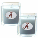 Siskiyou Buckle C2CD13 Alabama Crimson Tide Scented Candle Set