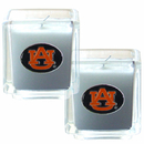 Siskiyou Buckle C2CD42 Auburn Tigers Scented Candle Set