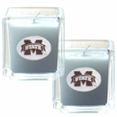 Siskiyou Buckle C2CD45 Mississippi St. Bulldogs Scented Candle Set