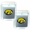 Siskiyou Buckle C2CD52 Iowa Hawkeyes Scented Candle Set