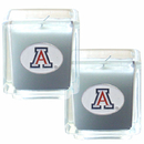Siskiyou Buckle C2CD54 Arizona Wildcats Scented Candle Set