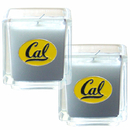 Siskiyou Buckle C2CD56 Cal Berkeley Bears Scented Candle Set