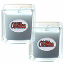 Siskiyou Buckle C2CD59 Mississippi Rebels Scented Candle Set