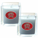 Siskiyou Buckle C2CD64 Maryland Terrapins Scented Candle Set
