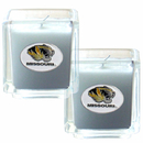 Siskiyou Buckle C2CD67 Missouri Tigers Scented Candle Set