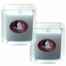 Siskiyou Buckle C2CD7 Florida St. Seminoles Scented Candle Set