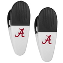 Siskiyou Buckle Alabama Crimson Tide Mini Chip Clip Magnets, 2 pk, C2CM13