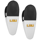 Siskiyou Buckle LSU Tigers Mini Chip Clip Magnets, 2 pk, C2CM43
