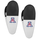 Siskiyou Buckle Arizona Wildcats Mini Chip Clip Magnets, 2 pk, C2CM54