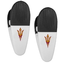 Siskiyou Buckle Arizona St. Sun Devils Mini Chip Clip Magnets, 2 pk, C2CM68