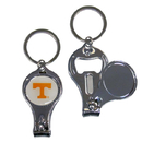 Siskiyou Buckle C3KC25 Tennessee Volunteers Nail Care/Bottle Opener Key Chain