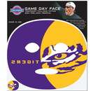 Siskiyou Buckle C4GFD43 LSU Tigers Set of 4 Game Day Faces