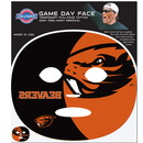 Siskiyou Buckle C4GFD72 Oregon St. Beavers Set of 4 Game Day Faces