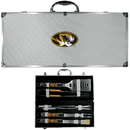 Siskiyou Buckle Missouri Tigers 8 pc Tailgater BBQ Set, C8BQ67