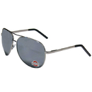 Siskiyou Buckle CASG38 Ohio St. Buckeyes Aviator Sunglasses