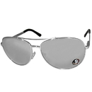 Siskiyou Buckle CASG7 Florida St. Seminoles Aviator Sunglasses