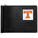 Siskiyou Buckle CBCW25 Tennessee Volunteers Leather Bill Clip Wallet