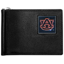 Siskiyou Buckle CBCW42 Auburn Tigers Leather Bill Clip Wallet