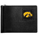 Siskiyou Buckle CBCW52 Iowa Hawkeyes Leather Bill Clip Wallet