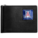 Siskiyou Buckle CBCW54 Arizona Wildcats Leather Bill Clip Wallet