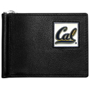 Siskiyou Buckle CBCW56 Cal Berkeley Bears Leather Bill Clip Wallet