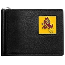 Siskiyou Buckle CBCW68 Arizona St. Sun Devils Leather Bill Clip Wallet