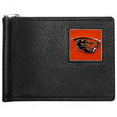Siskiyou Buckle CBCW72 Oregon St. Beavers Leather Bill Clip Wallet