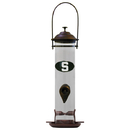 Siskiyou Buckle CBFD41 Michigan St. Spartans Thistle Bird Feeder